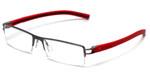 Tag Heuer Designer Reading Glasses TH7623-010 in Gunmetal 56mm