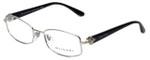 Bvlgari Designer Eyeglasses 2166B-102 in Silver 52mm :: Custom Left & Right Lens