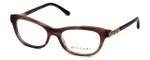 Bvlgari Designer Eyeglasses 4091B-5240 in Brown 51mm :: Rx Single Vision