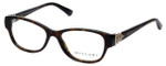 Bvlgari Designer Eyeglasses 4078B-504 in Dark Havana 51mm :: Progressive