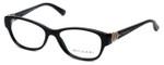 Bvlgari Designer Eyeglasses 4078B-501 in Black 53mm :: Rx Bi-Focal
