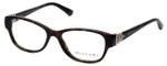 Bvlgari Designer Eyeglasses 4078B-504 in Dark Havana 51mm :: Rx Bi-Focal