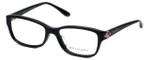 Bvlgari Designer Eyeglasses 4086B-501 in Black 54mm :: Rx Bi-Focal