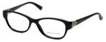 Bvlgari Designer Reading Glasses 4078B-501 in Black 53mm