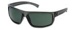 Harley-Davidson Official Designer Sunglasses HD0110V-20N in Black Frame with Green Lens