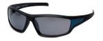 Harley-Davidson Official Designer Sunglasses HD0631S-02X in Black Frame with Grey Lens