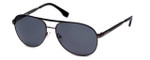 Harley-Davidson Official Designer Sunglasses HDX865-GUN in Gunmetal Frame with Grey Lens