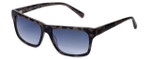 Kenneth Cole Designer Sunglasses KC7021-20B in Grey-Tort Frame with Grey Gradient Lens