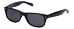 Kenneth Cole Designer Sunglasses KC7123-01A in Black Frame with Grey Lens