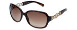 Guess 'G-By-Guess'  Designer Sunglasses Series GGU1101 in Tortoise Frame with Brown Gradient Lens