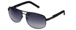 Guess  Designer Sunglasses GU6800 in Black Frame with Grey Gradient Lens