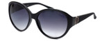 Guess  Designer Sunglasses GU7347 in Black Frame with Grey Gradient Lens