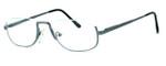 Regency International Designer Eyeglasses Haiflim in Silver 52mm :: Rx Bi-Focal