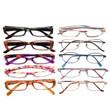 Ladies Designer Reading Glasses Variety Pack :: BRONZE