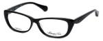 Kenneth Cole Designer Eyeglasses KC0202-001 in Black :: Custom Left & Right Lens