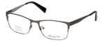 Kenneth Cole Designer Eyeglasses KC0227-009 in Silver :: Custom Left & Right Lens