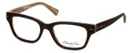 Kenneth Cole Designer Eyeglasses KC0237-050 in Brown :: Custom Left & Right Lens