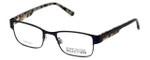 Kenneth Cole Reaction Designer Eyeglasses KC0747-091 in Purple :: Custom Left & Right Lens