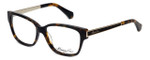 Kenneth Cole Designer Eyeglasses KC0218-052 in Tortoise :: Rx Single Vision