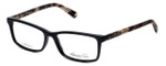 Kenneth Cole Designer Eyeglasses KC0238-001 in Black :: Rx Single Vision