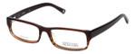 Kenneth Cole Reaction Designer Eyeglasses KC686-048 in Light-Brown :: Rx Single Vision