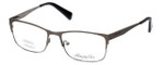 Kenneth Cole Designer Eyeglasses KC0227-009 in Silver :: Progressive