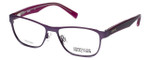 Kenneth Cole Reaction Designer Eyeglasses KC768-082 in Violet :: Progressive
