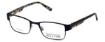 Kenneth Cole Reaction Designer Eyeglasses KC0747-091 in Purple :: Rx Bi-Focal