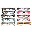 Ladies Designer Reading Glasses Variety Pack :: GOLD