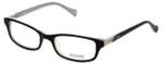 Guess Designer Reading Glasses GU2292-BKWHT in Black-White