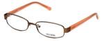 Guess Designer Reading Glasses GU2451-GLD in Gold