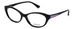 Guess Designer Reading Glasses GU2468-BLK in Black