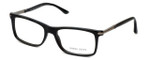 Giorgio Armani Designer Eyeglasses AR7005-5017 54mm in Black :: Custom Left & Right Lens