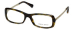Giorgio Armani Designer Eyeglasses AR7011-5026 51mm in Tortoise :: Custom Left & Right Lens