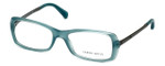 Giorgio Armani Designer Eyeglasses AR7011-5034 51mm in Green Water Opal :: Rx Bi-Focal