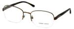 Giorgio Armani Designer Reading Glasses AR5038-3017 55mm in Bronze