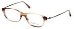 Giorgio Armani Designer Reading Glasses AR7007-5021 52mm in Striped-Pink