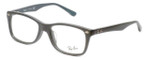 Ray-Ban Designer Reading Glasses RX5228F-5582 in Matte-Grey