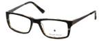 Argyleculture by Russell Simmons Designer Eyeglasses Miles in Black-Tortoise :: Custom Left & Right Lens