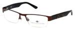 Argyleculture Designer Eyeglasses Parker in Brown :: Custom Left & Right Lens