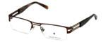 Argyleculture Designer Eyeglasses Reuben in Brown :: Custom Left & Right Lens