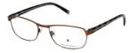 Argyleculture Designer Eyeglasses Thelonius in Antique-Brown :: Custom Left & Right Lens