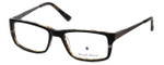 Argyleculture by Russell Simmons Designer Eyeglasses Miles in Black-Tortoise :: Rx Single Vision