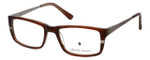 Argyleculture by Russell Simmons Designer Eyeglasses Miles in Tortoise-Brown :: Rx Single Vision