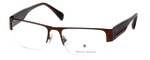 Argyleculture by Russell Simmons Designer Eyeglasses Rollins in Brown :: Progressive
