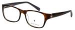 Argyleculture by Russell Simmons Designer Eyeglasses Tatum in Tortoise :: Rx Bi-Focal