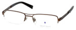 Argyleculture by Russell Simmons Designer Reading Glasses Brecker in Brown