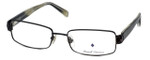 Argyleculture by Russell Simmons Designer Reading Glasses Ellington in Black