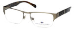 Argyleculture Designer Reading Glasses Elton in Gunmetal