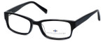 Argyleculture by Russell Simmons Designer Reading Glasses Hendrix in Black-Blue